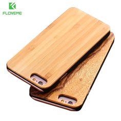 Real Wood Phone Vintage Cover Case For Apple iPhone 7 Plus 6 6S Plus 5 5S SE NEW #Floveme #LuxuryClassicHandmadeNaturalWoodBackCase