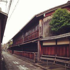 Shimabara, Kyoto #Kyoto #Japan