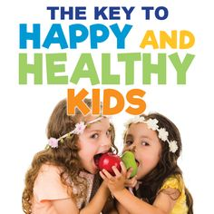 The key to healthy happy kids. There has been a great deal of media attention regarding what is known as 'the obesity epidemic' and the increasing number of overweight, unhealthy children. More than 25% of children aged 5–17 are overweight or obese (Australian Health Survey: first results 2011–12, Australian Bureau of Statistics).