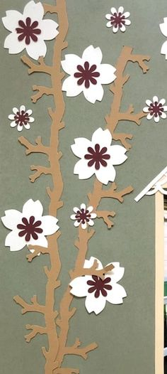 Scrapbook Borders, Scrapbook Pages, Christmas Border, Borders For Paper, Christmas Scrapbook, Creative Memories, Scrapbooking Layouts, Paper Flowers, Cardmaking