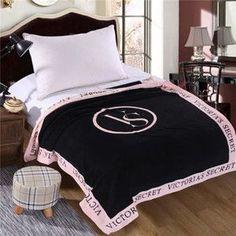 Victoria's Secret Angel Plush Throw Blanket