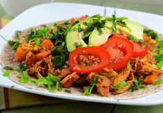 Call it crazy, but the Thanksgiving leftovers are just as good as Thanksgiving itself. And it's such a time saver to have a big pile of leftovers to use. This recipe for turkey tacos lets you get creative with your turkey and leftover sweet potatoes too. The spiciness of these turkey tacos is a nice […]