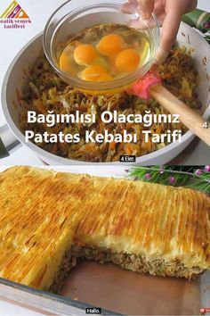 Turkish Recipes, Italian Recipes, Ethnic Recipes, Turkish Sweets, Fish And Meat, Different Recipes, Food Preparation, Fresh Fruits And Vegetables, Barbecue