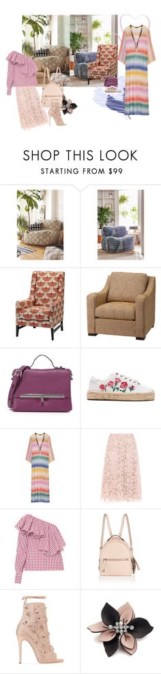 """""""Geen titel #34100"""" by lizmuller ❤ liked on Polyvore featuring Urban Outfitters, Massoud, Botkier, Soludos, Missoni, Valentino, FLOW the Label, Fendi, Giuseppe Zanotti and Marni"""