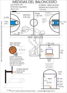 cancha basquetbol - Buscar con Google
