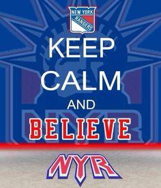 Let's go Rangers!!