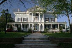 1820 Romanesque Revival  Washington Historic District  Washington, North Carolina
