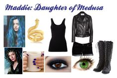 """""""Maddie Daughter of Medusa"""" by volleyballwarrior24 ❤ liked on Polyvore featuring Dex, Theory and Acne Studios"""