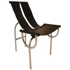 "Roberto Gabetti and Aimaro Isola ""TRI 15"" Chair at 1stdibs"