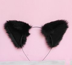 Going to use something similar to my Chat Noir costume Kitten Play Gear, Cheshire, Fox Ears, Kittens Playing, Animal Ears, Ear Headbands, Costume Ideas, Cosplay Costumes, Kids Fashion