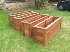 planters boxes - Google Search