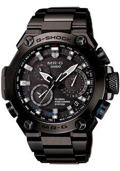 *G-Shock MR-G GPS Atomic Solar Hybrid -Ultra Limited Edition