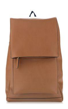 c8306e4dec5 Minimalism Vitello Rucksack Backpack Marni FW 2013 Rucksack Backpack, Leather  Backpack, Stylish Backpacks,