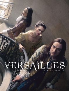 Images from Versailles season 2
