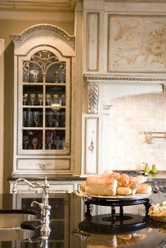 Habersham kitchen elegant traditional