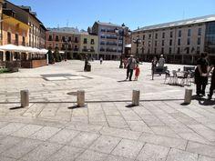 Ponferrada #León #CaminodeSantiago #LugaresdelCamino