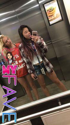 Jordyn and Lily matching  SC: jordynjones11 SC: lilywalllace #jordynjones #actress #model #dancer #singer #designer https://www.jordynonline.com