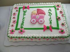 Walmart Baby Shower Cakes | Uploaded To Pinterest | Projects To Try |  Pinterest | Shower Cakes