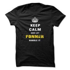 FONNER handle it