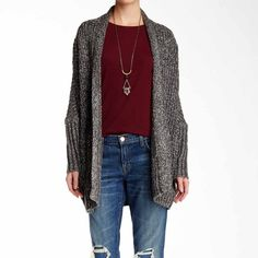 Long sleeve Cardigan New and never worn. Love Stitch Sweaters Cardigans
