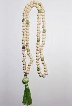 Japamala Semente - Meru (B.Verde/Verde)