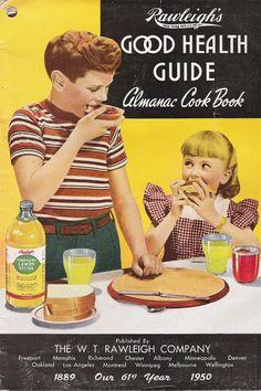 Rawleigh's Cookbook