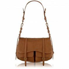 Buy Tan Radley Grosvenor Leather Medium Shoulder Bag from our Women s  Handbags range at John Lewis   Partners. c3078b0c7188d