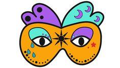 Des jeux autours des masques de Carnaval, à télécharger gratuitement : jeu des 5 erreurs, jeu de memory...