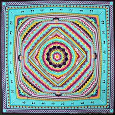 Sophies Universe Crochet Blanket