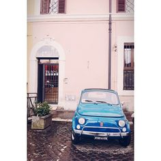 Fiat Cinquecento - Rome