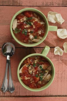 Mexican Lentil & Chicken Soup | Lentils.ca | Gluten-Free