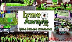 Various Lyme Awareness events across North America - MN, MI, AR, CA, CO, KS, NH, WI, and Canada.