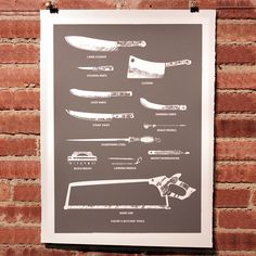Butcher Tools: What you'll need