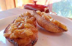 Feijoa-White Peach Preserves