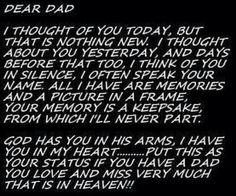 R.I.P. FATHERS OF THE WORLD! !@