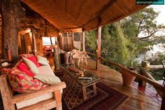 Luxury Cabins Victoria Falls   #zambia #beautiful #dream #travel #getaway #glamping