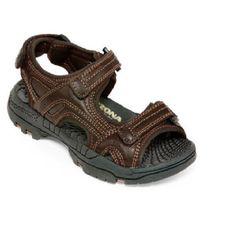 Arizona boys sandals randy brown velcro man made baby size 6, 11 NEW  19.99 http://www.ebay.com/itm/-/252160414907?