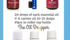Young Living Focus Oil Blend