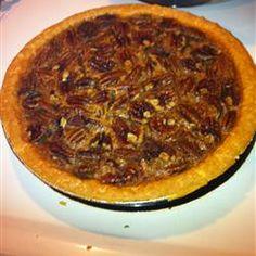 EASY!! Pecan Pie IV Allrecipes.com