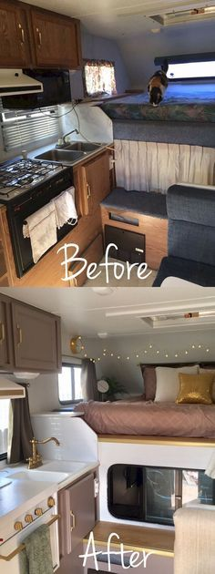 Creative And Genius Camper Remodel And Renovation Ideas You Can Apply Right Now (Tips 06)