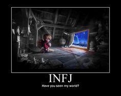 INFJ-Have you seen my world? The kid is awesome--and is that painting from the last scene of ME3 with the Stargazer?!