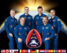 Expedition 34 Portrait