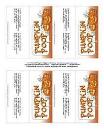 Pumpkin Poop: Recipe For Halloween Fun | Organized Christmas