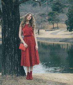 カラードレス | ドレスベネデッタ | Color dress No. DBC-125・126