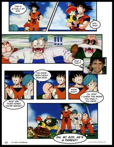 DragonBall Z Abridged: The Manga - Page 025 by ~penniavaswen