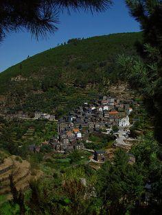 Historical Villages - Piódão | Via Flickr ARPT Centro de Portugal