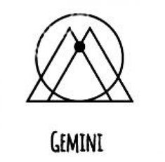 - You are in the right place about Tattoo Design And Sty - Gemini Sign Tattoo, Gemini Zodiac Tattoos, Gemini Symbol, Gemini Art, Gemini Tattoo Designs, Zodiac Signs Gemini, Bff Tattoos, Couple Tattoos, Future Tattoos