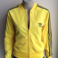 half off f2a97 29f0e Shop Women s Adidas Yellow Black size M Jackets   Coats at a discounted  price at Poshmark.