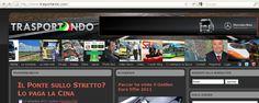 Home-page di www.trasportando.com