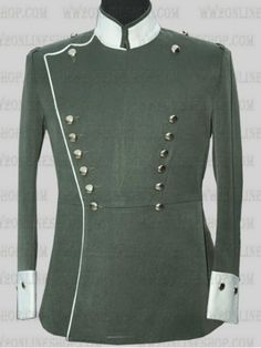 Replica of German WWI the Royal Bavarian 7th and 8th Chevaulegers Regiments M1916 Tunic for Sale